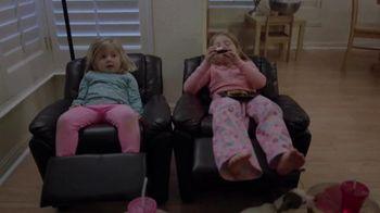 Netflix TV Spot, 'Watch Together: Movie Night'