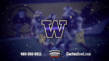 26th Annual TicketCity Cactus Bowl TV Spot, 'Bigger Than Ever' - Thumbnail 3