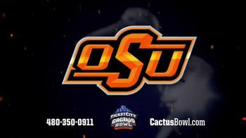 26th Annual TicketCity Cactus Bowl TV Spot, 'Bigger Than Ever' - Thumbnail 4