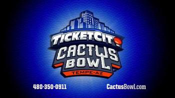 26th Annual TicketCity Cactus Bowl TV Spot, 'Bigger Than Ever' - Thumbnail 6