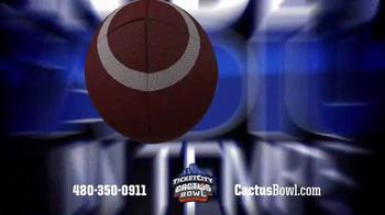 26th Annual TicketCity Cactus Bowl TV Spot, 'Bigger Than Ever' - Thumbnail 7