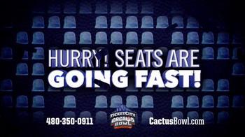 26th Annual TicketCity Cactus Bowl TV Spot, 'Bigger Than Ever' - Thumbnail 8