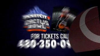 26th Annual TicketCity Cactus Bowl TV Spot, 'Bigger Than Ever' - Thumbnail 9