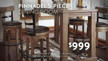 Ashley Furniture Homestore New Year's Saving Bash TV Spot, 'Celebrate' - Thumbnail 6