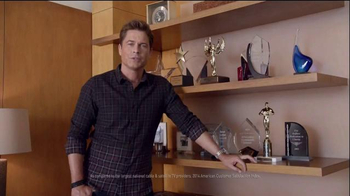 DIRECTV TV Spot, 'Overly Paranoid Rob Lowe' Featuring Rob Lowe - Thumbnail 7