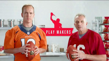 Papa John's TV Spot, 'Go Two for Pizzas' Featuring Peyton Manning - Thumbnail 2