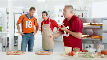 Papa John's TV Spot, 'Go Two for Pizzas' Featuring Peyton Manning - Thumbnail 7