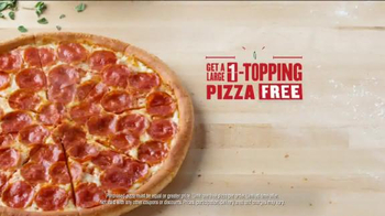 Papa John's TV Spot, 'Go Two for Pizzas' Featuring Peyton Manning - Thumbnail 8