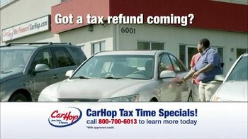 CarHop Auto Sales & Finance Tax Time Specials TV Spot, 'What Do Real Customers Say?' - Thumbnail 4