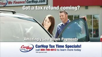 CarHop Auto Sales & Finance Tax Time Specials TV Spot, 'What Do Real Customers Say?' - Thumbnail 5