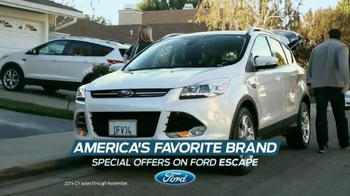 Ford Escape TV Spot, 'The Switch: Kristen' - Thumbnail 10