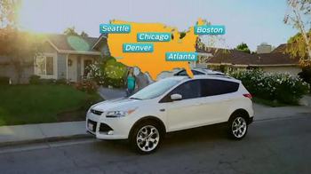 Ford Escape TV Spot, 'The Switch: Kristen' - Thumbnail 2