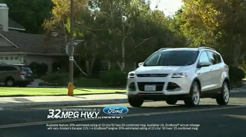 Ford Escape TV Spot, 'The Switch: Kristen' - Thumbnail 4