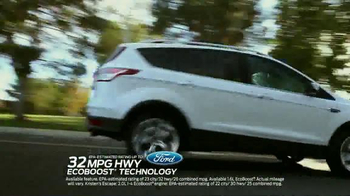 Ford Escape TV Spot, 'The Switch: Kristen' - Thumbnail 5