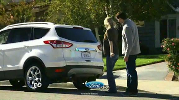 Ford Escape TV Spot, 'The Switch: Kristen' - Thumbnail 7