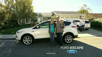 Ford Escape TV Spot, 'The Switch: Kristen' - Thumbnail 8