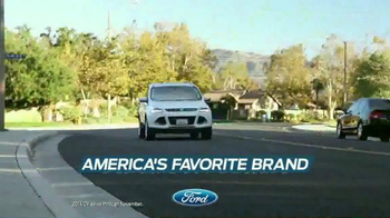 Ford Escape TV Spot, 'The Switch: Kristen' - Thumbnail 9