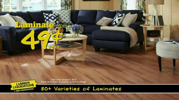 Lumber Liquidators TV Spot, 'Goodbye Dingy Carpet' - Thumbnail 7