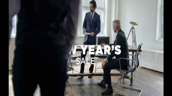 Men's Wearhouse New Year's Sale TV Spot, 'New Year, New Look' - Thumbnail 1
