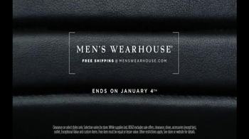 Men's Wearhouse New Year's Sale TV Spot, 'New Year, New Look' - Thumbnail 9