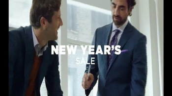 Men's Wearhouse New Year's Sale TV Spot, 'New Year, New Look' - Thumbnail 3