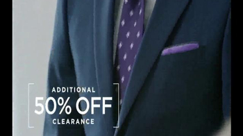 Men's Wearhouse New Year's Sale TV Spot, 'New Year, New Look' - Thumbnail 4