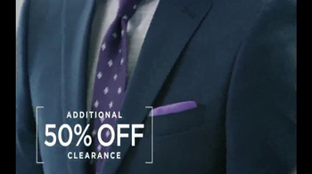 Men's Wearhouse New Year's Sale TV Spot, 'New Year, New Look' - Thumbnail 5