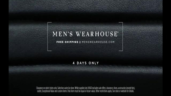 Men's Wearhouse New Year's Sale TV Spot, 'New Year, New Look' - Thumbnail 8