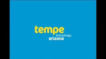 Tempe Tourism TV Spot, 'Refreshingly Arizona' - Thumbnail 1