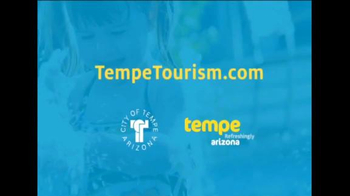 Tempe Tourism TV Spot, 'Refreshingly Arizona' - Thumbnail 8