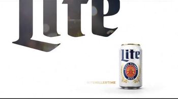 Miller Lite TV Spot, 'The Time' - Thumbnail 7