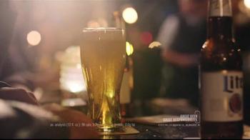 Miller Lite TV Spot, 'The Time' - Thumbnail 6