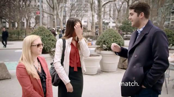 Match.com TV Spot, 'Match on the Street: On My Own' - Thumbnail 1