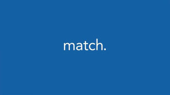 Match.com TV Spot, 'Match on the Street: On My Own' - Thumbnail 6