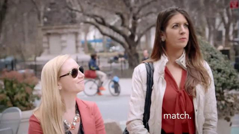 Match.com TV Spot, 'Match on the Street: On My Own' - Thumbnail 2