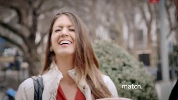 Match.com TV Spot, 'Match on the Street: On My Own' - Thumbnail 4