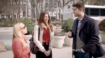 Match.com TV Spot, 'Match on the Street: On My Own' - Thumbnail 5