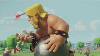 Clash of Clans TV Spot, 'Flight of the Barbarian' Song by Bob Dylan