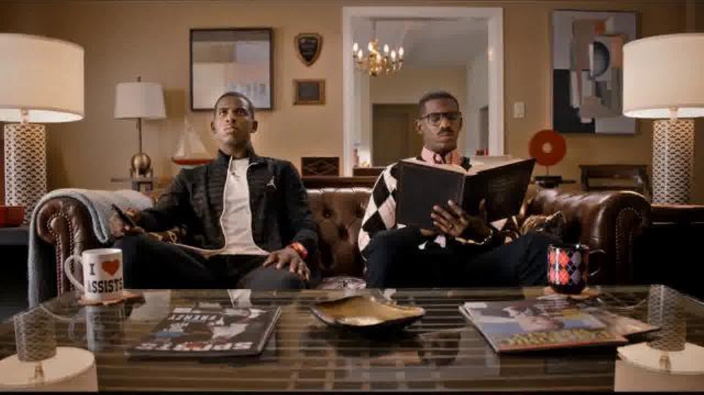 State Farm TV Commercial, 'Best of the Assist' Feat. Chris Paul, Damian Lillard