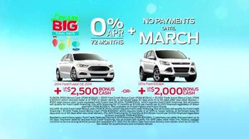 Ford Dream Big Sales Event TV Spot, 'Final Days' - Thumbnail 9