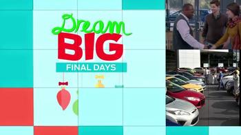 Ford Dream Big Sales Event TV Spot, 'Final Days' - Thumbnail 3