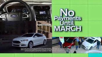 Ford Dream Big Sales Event TV Spot, 'Final Days' - Thumbnail 4