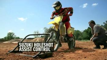2015 Suzuki RM-Z450 TV Spot, 'Every Winning Advantage' - Thumbnail 4