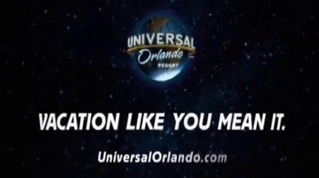 Universal Orlando Resort TV Spot, 'Dream Vacation: Packages $139' - Thumbnail 6