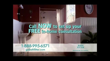 Bath Fitter TV Spot, 'One Day Remodel' - Thumbnail 10