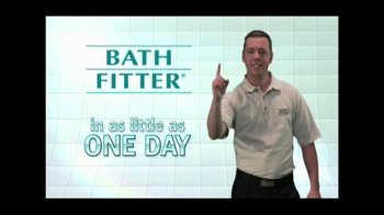 Bath Fitter TV Spot, 'One Day Remodel' - Thumbnail 3
