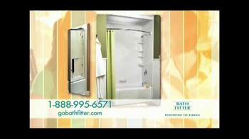 Bath Fitter TV Spot, 'One Day Remodel'