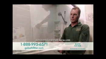 Bath Fitter TV Spot, 'One Day Remodel' - Thumbnail 7