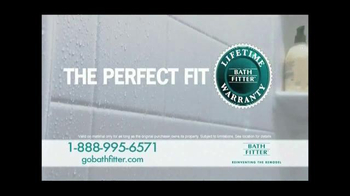 Bath Fitter TV Spot, 'One Day Remodel' - Thumbnail 8