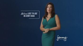 Jenny Craig TV Spot, 'Before and After: Melissa's Moment' - Thumbnail 10